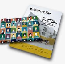 BUTLLETÍ MUNICIPAL / Balcó de la Vila. A Design project by estudi_anecta         - 22.05.2017