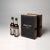 BRUTUS 2pack. Un proyecto de Dirección de arte, Diseño gráfico y Packaging de Sergi Ferrando - 25-05-2017
