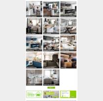 Proyecto:  Cocinas. A Web Development project by Emilio Jesús Pérez Pileta         - 10.03.2017