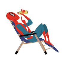 spiderman. Um projeto de Ilustração de juanma moreno millan - 03-06-2017