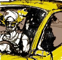 Tinta. Um projeto de Ilustração de Manuel Mateo Torés         - 09.06.2017