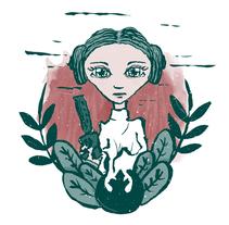 Portraits . Un proyecto de Diseño, Ilustración, Diseño de personajes, Bellas Artes y Diseño gráfico de Stella Citores         - 22.01.2018