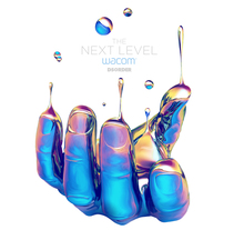 The Next Level - Wacom. A Design, Illustration, and Art Direction project by DSORDER  - 13-06-2017
