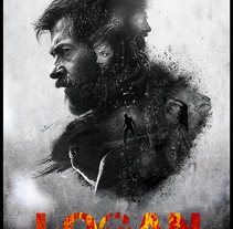 Logan / fan art. A Illustration, and Graphic Design project by Renzo Romero         - 15.06.2017