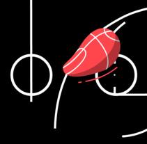 BaskIce hockey. Um projeto de Animação de Pablo Valverde          - 17.06.2017