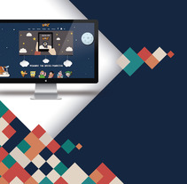 Web canal Box. Um projeto de Arquitetura da informação, Design interativo e Web design de soraya sanchez carmona         - 21.06.2017