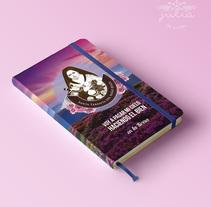 Bitácoras de santos. A Design, Art Direction, Br, ing, Identit, Design Management, Editorial Design, Graphic Design, T, and pograph project by Juliana Arango Valencia         - 24.06.2017