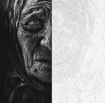 La sencillez de la complejidad. A Illustration, and Vector illustration project by Sergio Gómez Domínguez - 03-07-2017
