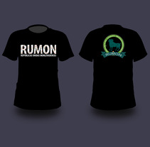 Camisa Rumon. Um projeto de Design gráfico de Pedro Henrique         - 10.07.2017