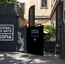 """TRECA INTERIORS PARIS """"EL ARTE DE DORMIR"""". Um projeto de 3D, Direção de arte e Design gráfico de Germán Molina Rico         - 17.07.2017"""