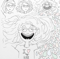 Mi Proyecto del curso: Dibujo para principiantes nivel -1. A Illustration project by Ivonne Valle - 18-07-2017