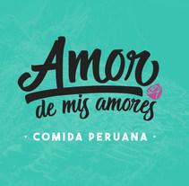 Amor de mis Amores. A Br, ing&Identit project by Aníbal Martín Martín         - 26.07.2016