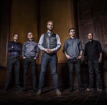 "PROMOSHOOT NEW ALBUM LEPROUS ""MALINA"". A Photograph project by Irene Serrano         - 27.07.2017"