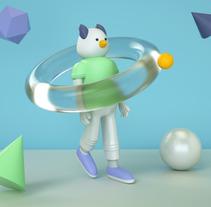 Bird Society. Un proyecto de Diseño de personajes de Miaggy San - 03-08-2017