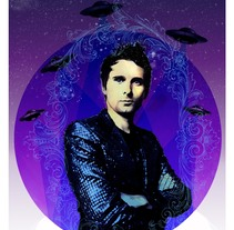 Retrato de Matt Bellamy (Curso Retrato Ilustrado de Oscar Giménez). A Illustration project by jlorenzo80         - 07.08.2017