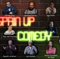 Spain Up Comedy. A Film, Video, TV, Film, Video, and TV project by David Muñiz - 10-05-2016