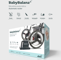 BabyBalanz. A Graphic Design, Information Design&Icon design project by Sirope         - 10.08.2017
