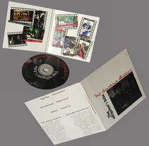 Packaging de un CD de música. A Photograph, and Vector illustration project by Carlos Álvarez López         - 10.07.2017