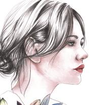 New Bloom. Um projeto de Ilustração e Artes plásticas de Crisbel Robles         - 30.08.2017