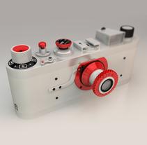 LEICA  ·  urban camera. Un proyecto de Diseño, 3D, Dirección de arte y Diseño gráfico de Guillermo  Amengual Garrido         - 30.08.2017