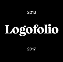 Logofolio 2013-2017. A Br, ing, Identit, Graphic Design&Icon design project by Baptiste Pons - 31-08-2017