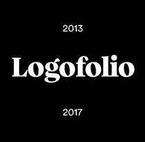 Logofolio 2013-2017. Un proyecto de Br, ing e Identidad, Diseño gráfico y Diseño de iconos de Baptiste Pons - 31-08-2017