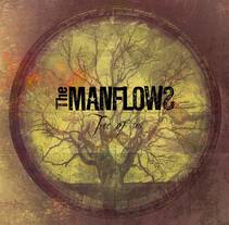 CD Design: The Manflows - Tree Of Us. A Design, Graphic Design, Packaging, Product Design&Icon design project by Víctor Galán Domínguez - 08-06-2016