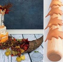 Sabores de tarta de boda ideales para celebraciones en Otoño. Un proyecto de Cocina de cateringycoctelespws - 07-09-2017