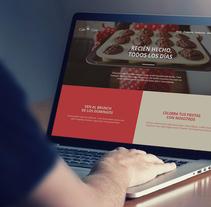 Mi Proyecto del curso: Introducción al Desarrollo Web Responsive con HTML y CSS. Un proyecto de Diseño Web de Daniel Pacheco Rodríguez         - 17.09.2017