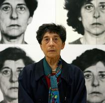 Entrevista a Esther Ferrer, pionera de la performance en España. Um projeto de Design editorial e Escrita de Alejandra Núñez - 23-05-2017