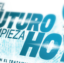 El futuro empieza hoy (evento). A Design, and Art Direction project by Jordi Pérez Fernández         - 18.09.2017