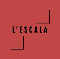 L'Escala. Un proyecto de Diseño, Dirección de arte, Br, ing e Identidad, Diseño gráfico y Diseño de la información de Jordi Fuentes Bonette         - 17.06.2017