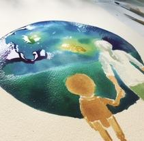 Mi Proyecto del curso: Introducción a la ilustración infantil. A Illustration project by Llanos Part Jornet         - 06.10.2017