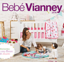Bebe Vianney 2016. A Art Direction, and Creative Consulting project by Daniel Bernal - 17-10-2015