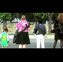 Sin Reglas. Cortometraje. A Video project by Raúl Soriano - 22-06-2015