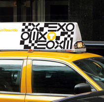 NYC Taxi&Limousine Commission. A Br, ing&Identit project by Xavi Quesada         - 19.10.2017