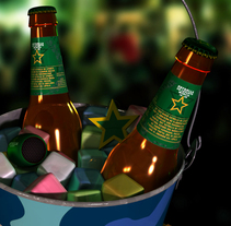 Estrella de Levante + Festival WAM - Regalo para evento de presentación. A Design, 3D, Art Direction, Events, Packaging, Post-Production, Product Design, Production, and Digital retouching project by Mario Marín García         - 20.08.2017