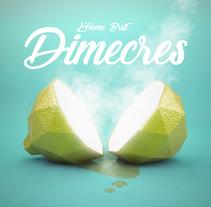 Dimecres. A Design, and 3D project by Eneas Ribelles Ortiz         - 24.04.2017