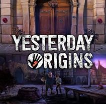Yesterday Origins. A 3D project by Ana Burell         - 29.04.2016