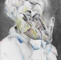 Musician. A Illustration project by Katya Polezhaeva         - 25.10.2016