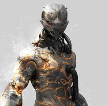 Soldado del futuro  proyecto 1. A 3D project by Dante R.D.         - 31.10.2017