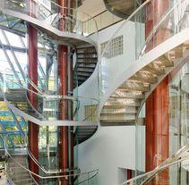 """""""SEVILLA ABRIRÁ EL CENTRO DE NEGOCIOS MÁS GRANDE DE EUROPA""""  El nuevo Edificio Inn Offices,. A Installations project by Inn Offices Estadio Olímpico  - 16-11-2017"""