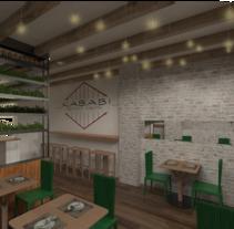 Sentidos de la gastronomía. A Interior Architecture&Interior Design project by Francisco  París Fernández - 14-02-2017