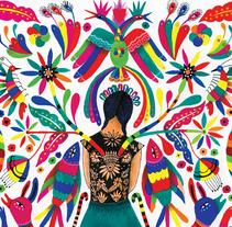 Agenda Frida 2018. A Illustration project by Ana Inés  Castelli - 07-09-2017