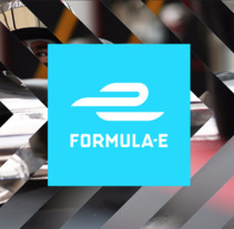 FIA Formula E . A Design, T, and pograph project by Yarza  Twins  - 03-11-2017