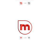 logo/icon - byumobiles  [versions]. A Br, ing&Identit project by Radi G.         - 05.03.2015