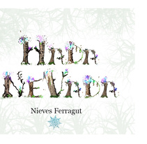 Tipografía HADANEVADA. A T, and pograph project by Nieves  Ferragut          - 07.11.2017