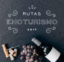 Revista Enoturismo. A Design, and Editorial Design project by Lorena Prieto Poncelas - 17-11-2017