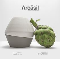 Arcäsil, La Joya de la Huerta. A Crafts, Industrial Design, and Product Design project by Eduardo Cámara - 11-10-2017