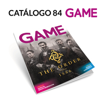 Catálogo 84 GAME. A Graphic Design project by Fernando Escolar López-Roso - 23-11-2017